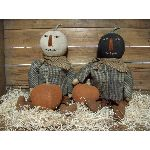 PUMPKIN PICKIN' PETE-PUMPKIN,PATTERN,EPATTERN,HALLOWEEN,DOLL,FALL,