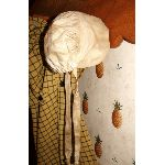 My Primitive Prairie Life   Little One's Bonnet Epattern