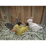 My Primitive Spring Barn Chicks Epattern-prim,my primitive saltbox,primitive,pattern,epatttern,instant download,spring,easter,barn,chicks,peeps,ornies,bowl fillers,tucks